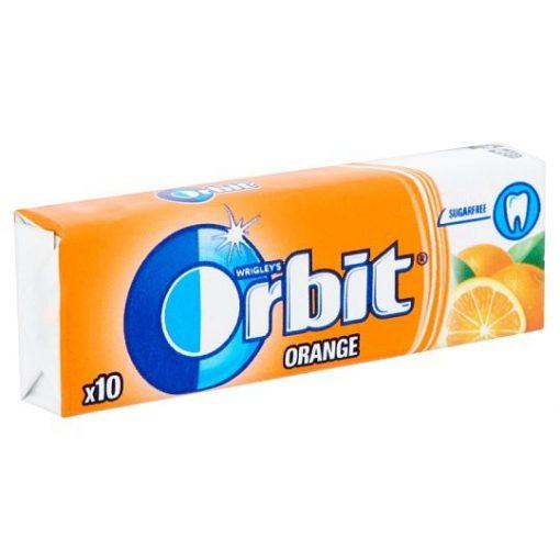 Orbit Orange narancsízű rágógumi 14 g