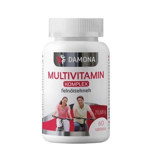 Damona multivitamin komplex felnőtteknek 60db