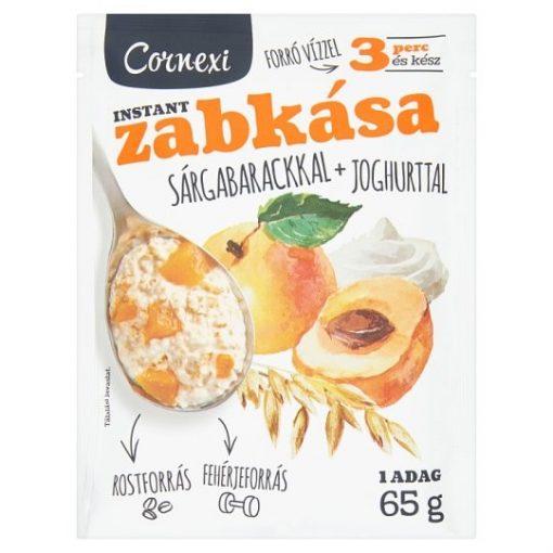 Cornexi zabkása sárgabarackos, joghurtos 65g