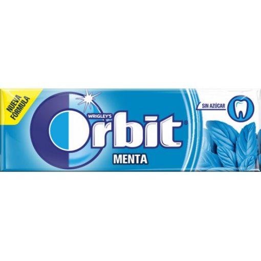 Orbit rágógumi menta ízű 14g