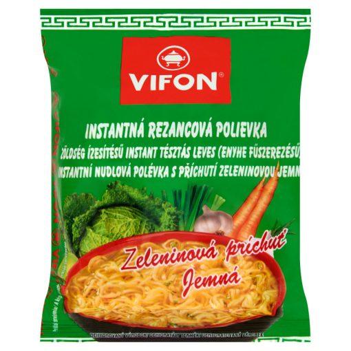 Vifon instant tésztás leves zöldséges 60g