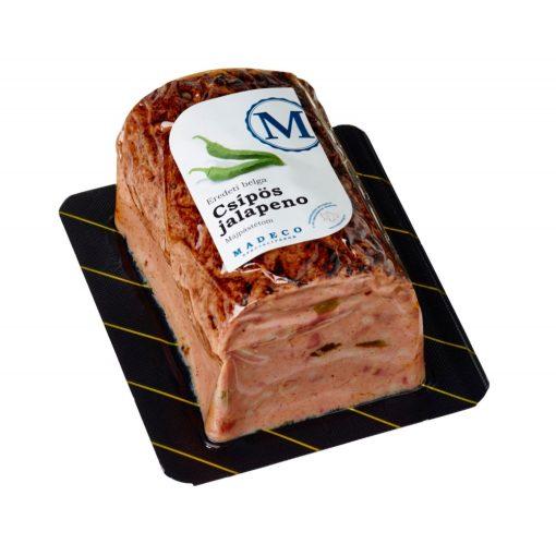 Madeco Májpástétom  jalapeno paprikás 170g