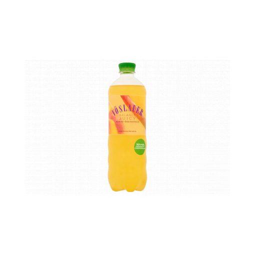Vöslauer Juicy ízesített ásványvíz mangó-barack 750ml