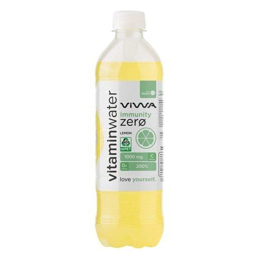 Viwa Immunity ZERO C-1000 szénsavmentes üdítő citrom