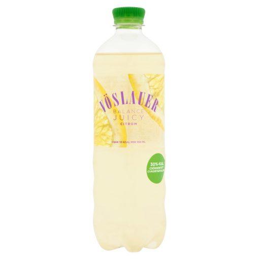 Vöslauer Juicy ízesített ásványvíz citrom 750ml
