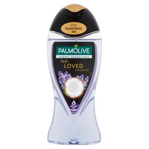 Palmolive Aroma Sensations Feel Loved tusfürdő kókuszolajjal 250 ml