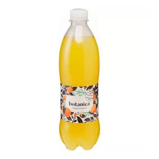 Jamnica Botanica narancs üröm ízű szénsavas üdítőital 500 ml