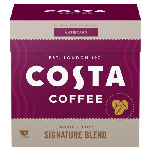 Costa Coffee Americano kapszula 16db