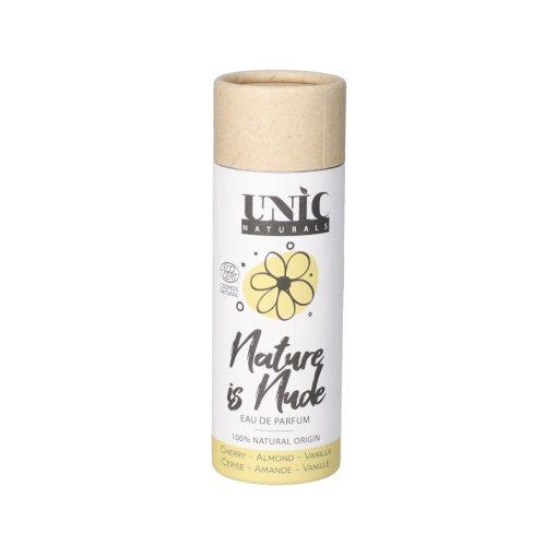 Unic Nature Is Nude parfüm cherry, almond, vanilla 30ml