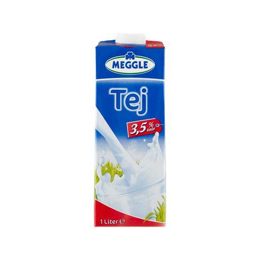 Meggle tej 3,5% Uht 1l