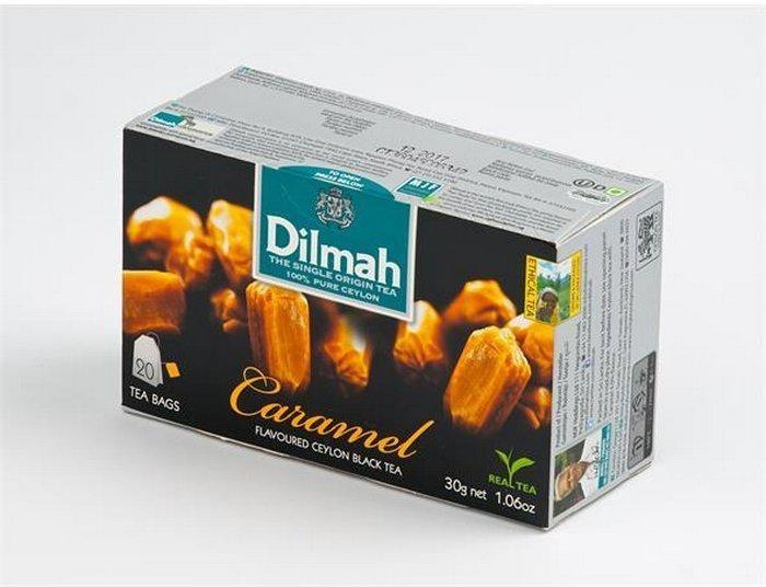 Dilmah tea karamell 20x1,5g