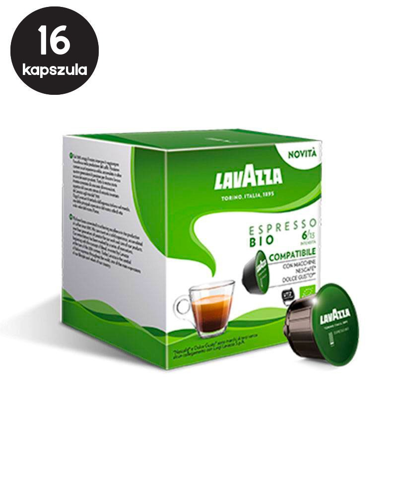 Lavazza Espresso bio kávé kapszula 16x8g