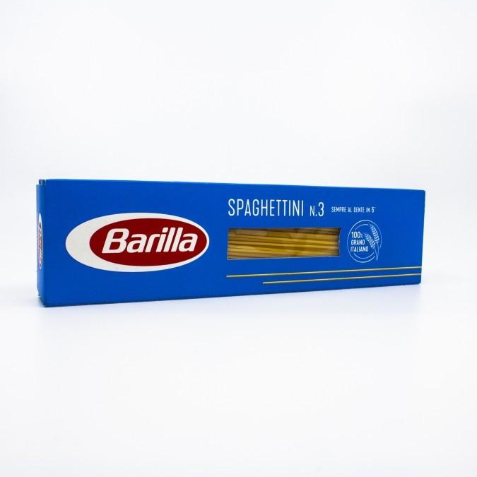 Barilla tészta spaghettini 500g